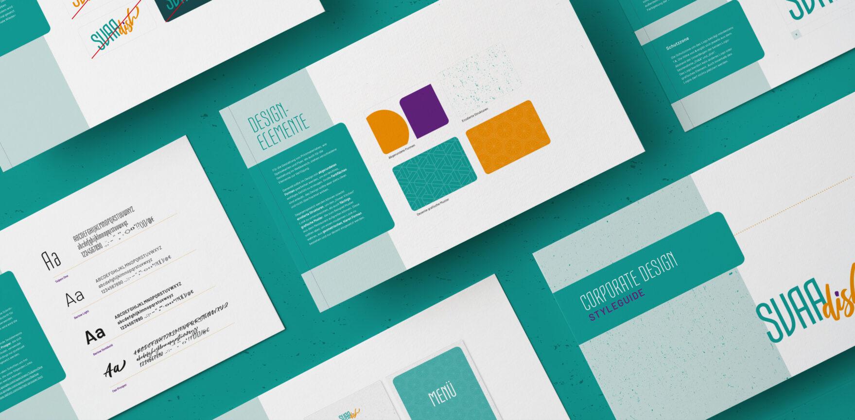 SVAAdish Coporate Design Manual