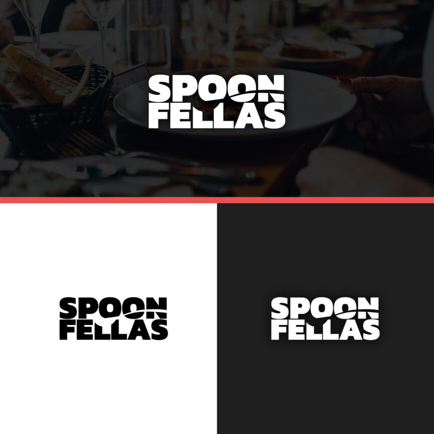Spoon Fellas Corporate Design Anwendungen