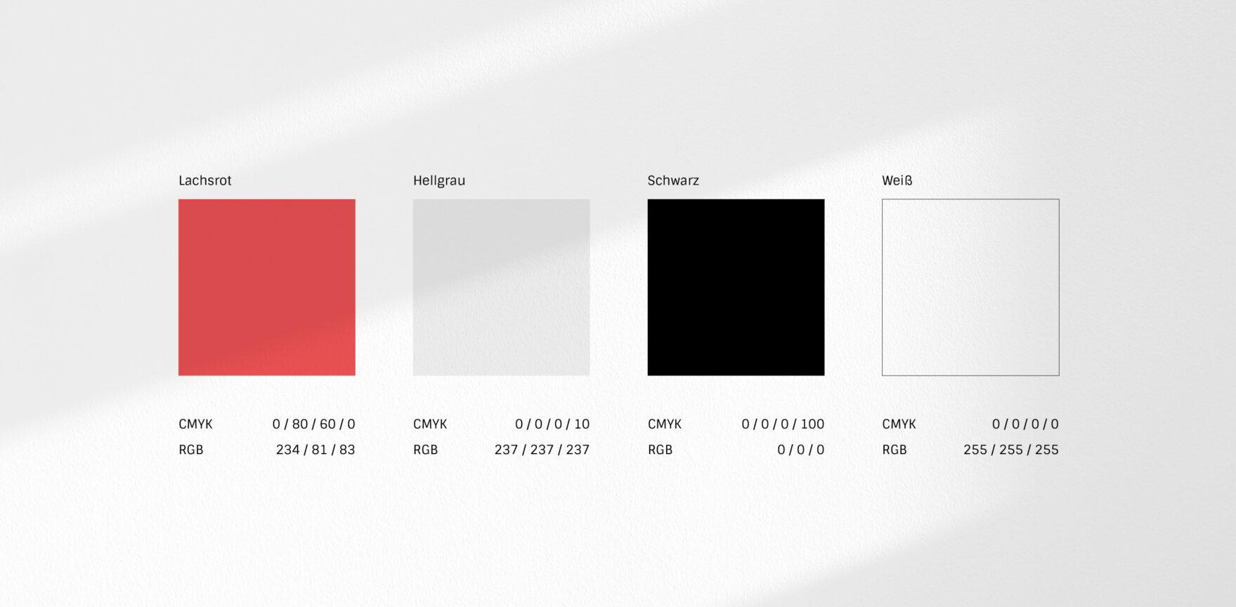 Spoon Fellas Corporate Design Farben
