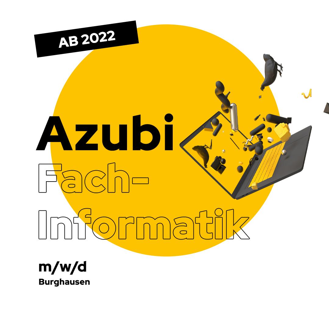 Stellenanzeige Buchhaltung Azubi Fachinformatik
