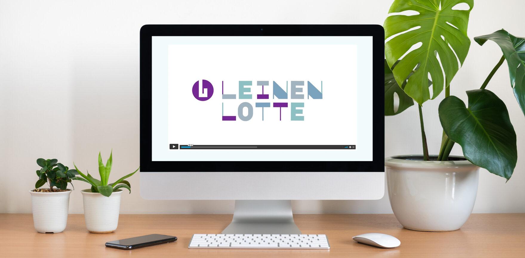Leinen-Lotte 2D-Erklärvideo Video Fullscreen