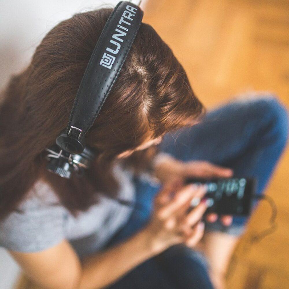 WUN blog podcasts kopfhoerer