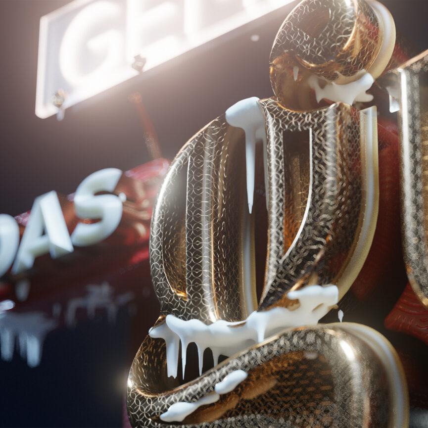 Gemeinsam das Gute sehen Key Visual 3D Animation Close Up