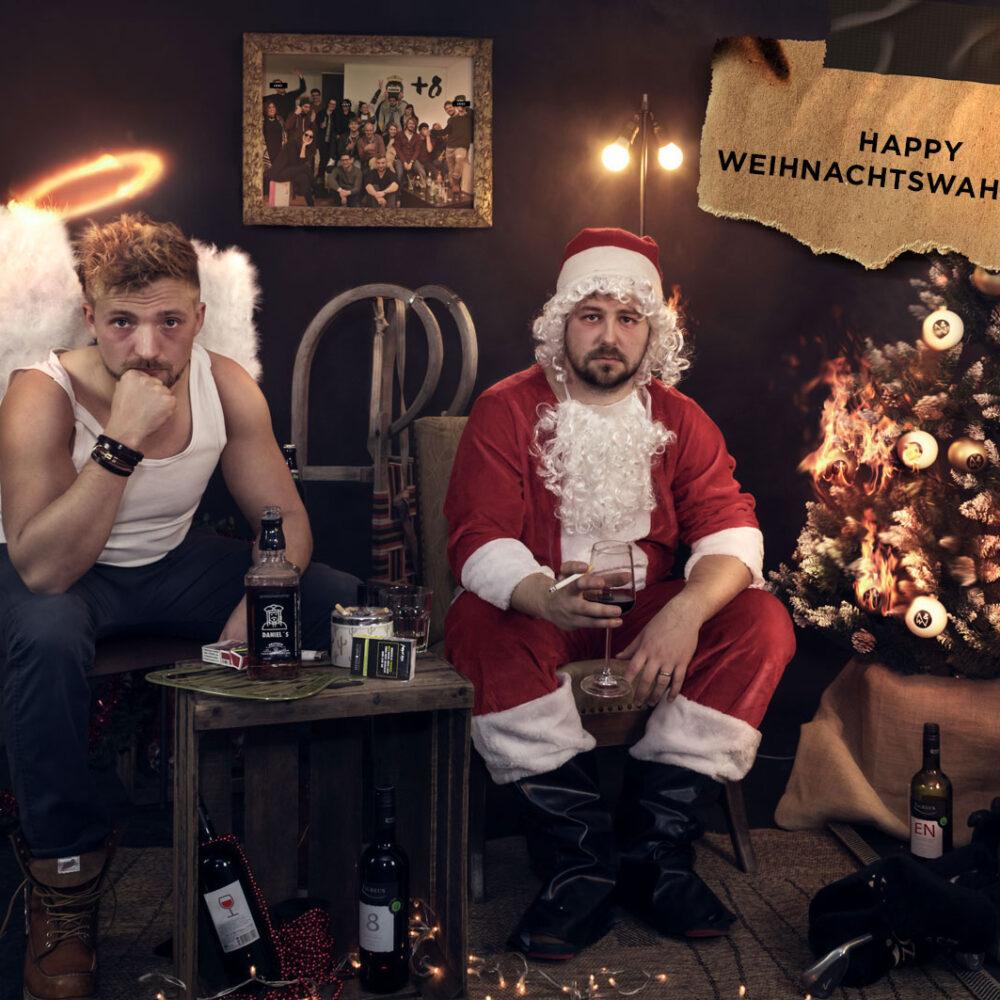 Weder und noch Weihnachtswahnsinn