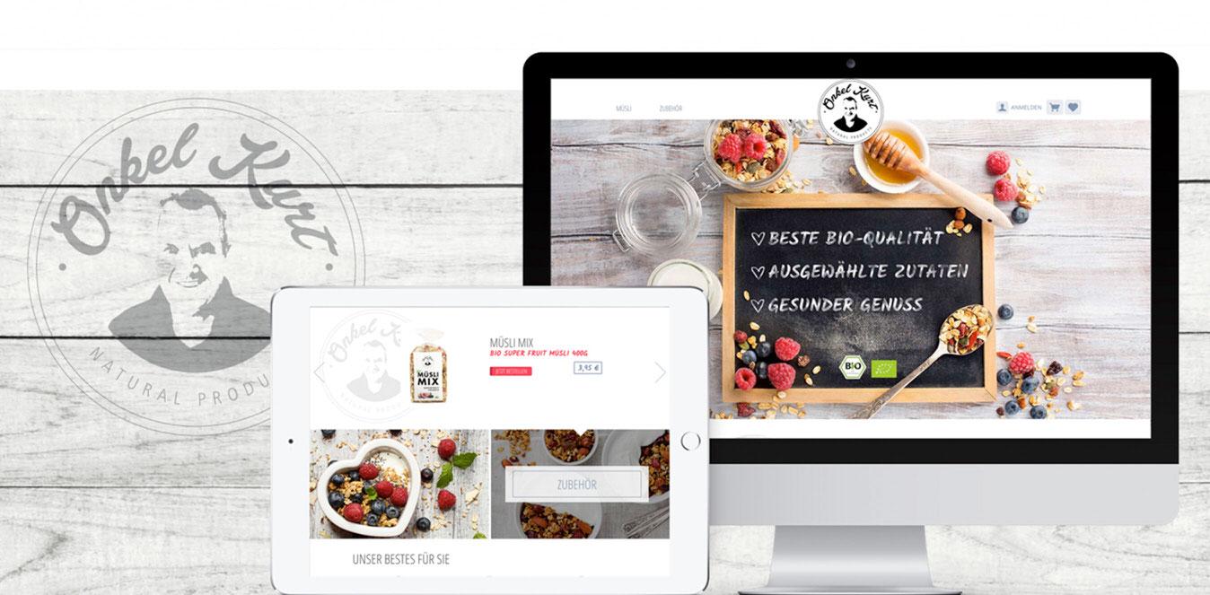 Weku online Shop