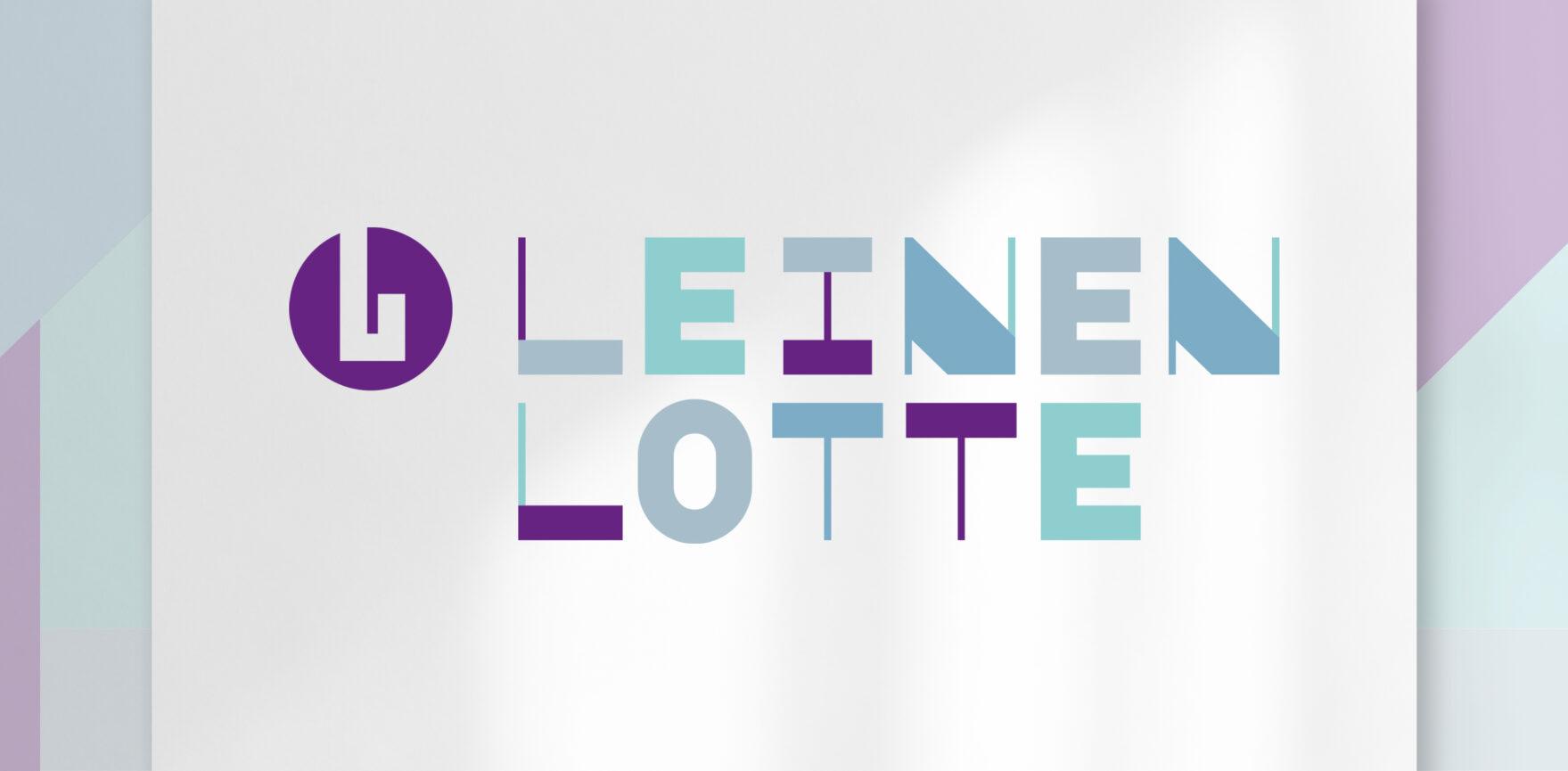 Leinen-Lotte Naming und Corporate Design Wort-Bild-Marke