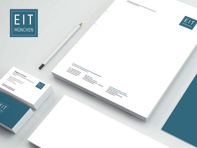 EIT München Geschäftsausstattung