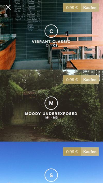 VSCO Foto app text blog bundle 3