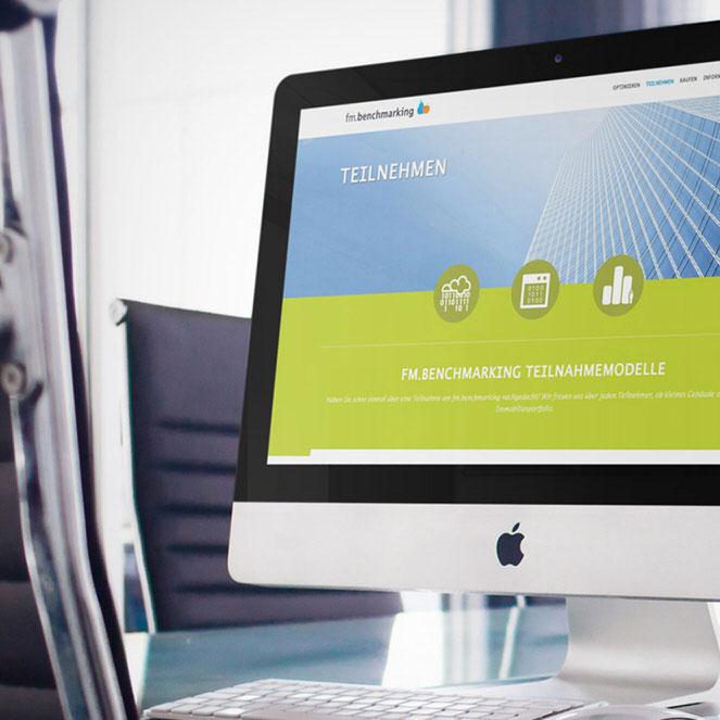 fm benchmarketing portal umsetzung