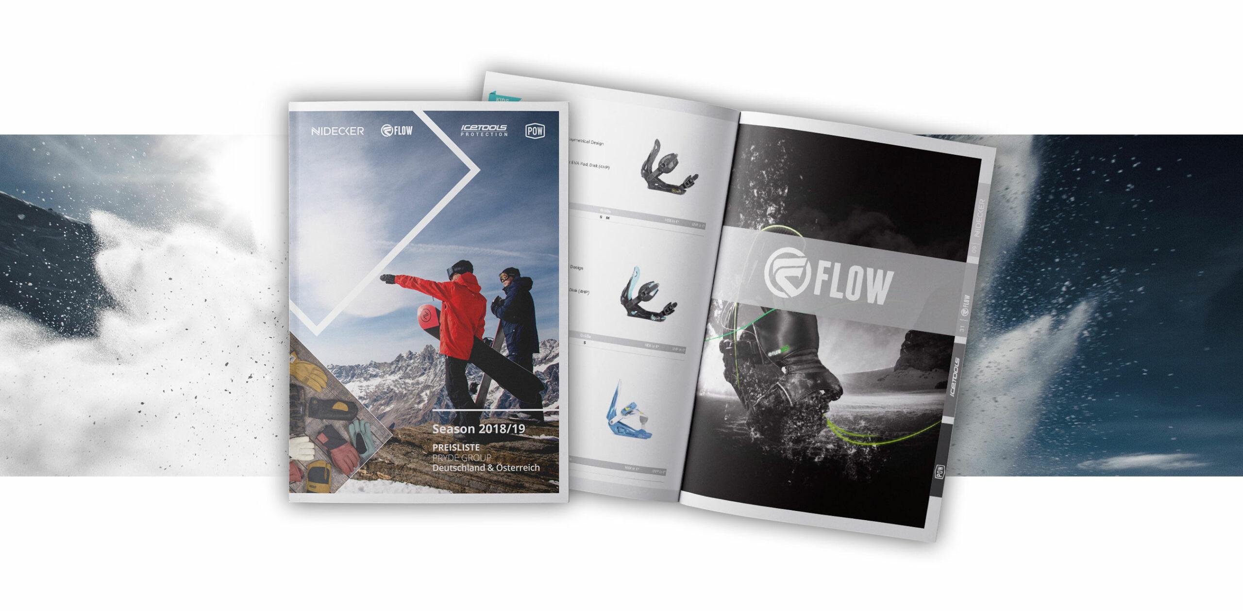 Flow Preisliste