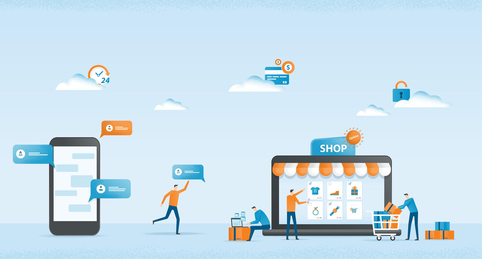 Social Commerce Universum