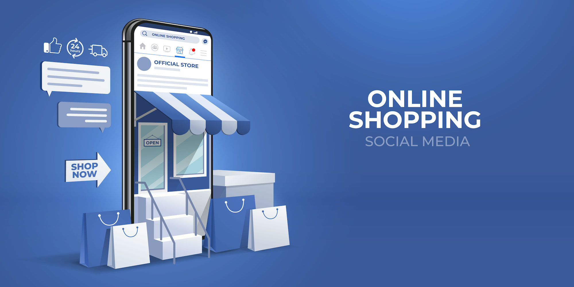 Facebook Social Commerce Shop