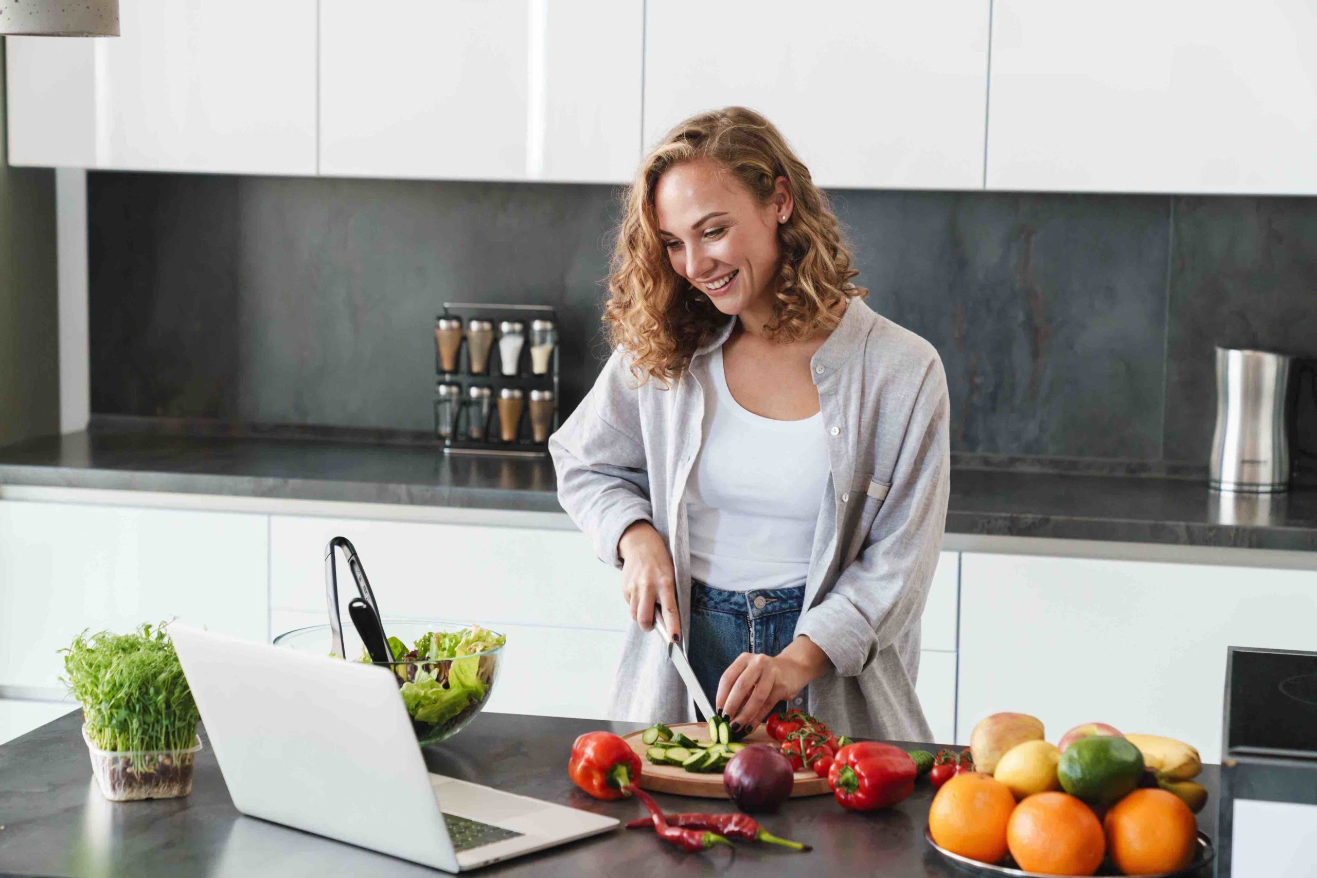 Beschaeftigung Kochtutorials online