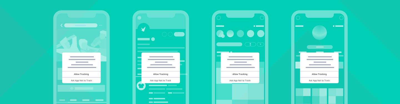 iOS 14 Einverständniserklärung für personenbezogenes Tracking