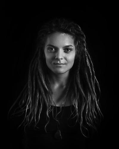 Portrait Louisa Fernandez