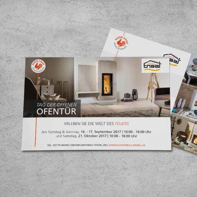 Roter Hahn Corporate Design