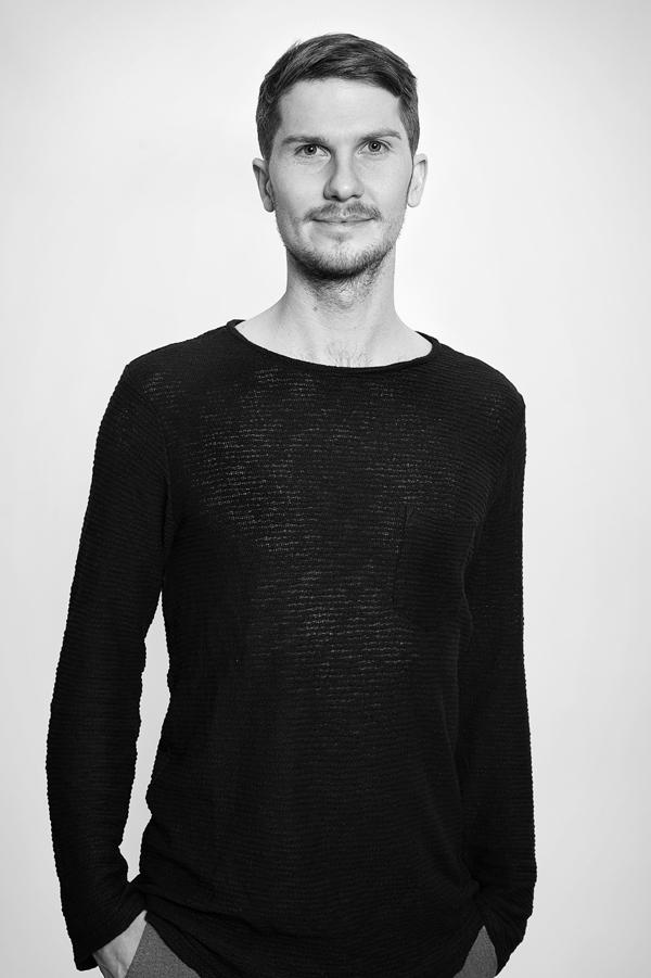 Portrait Alexander Frischhut