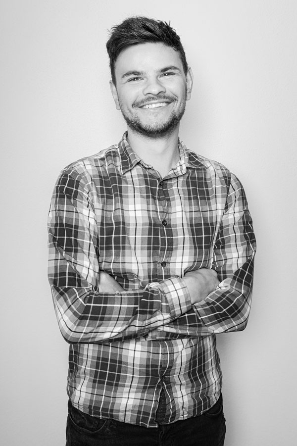 Armin Beer Junior Webdeveloper Teammitglied Burghausen