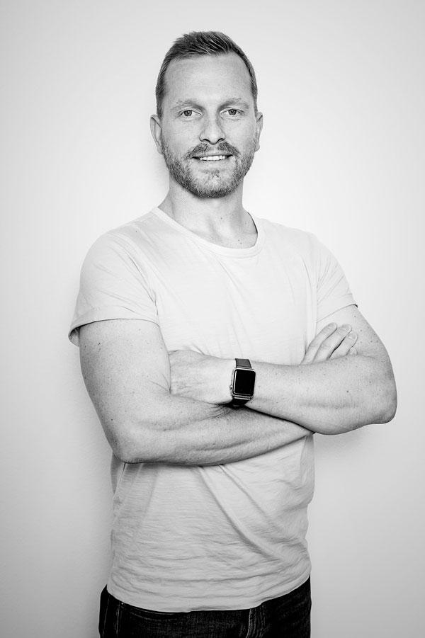 Chris Fuhrmann Projektmanager Teammitglied Burghausen
