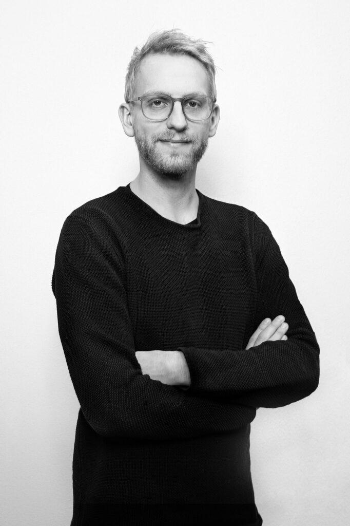 Clemens Bergbauer Junior Projektmanager Teammitglied Muenchen