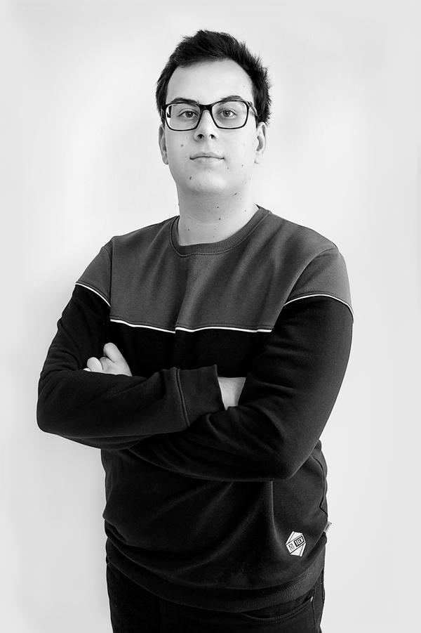 Portrait Dennis Luft