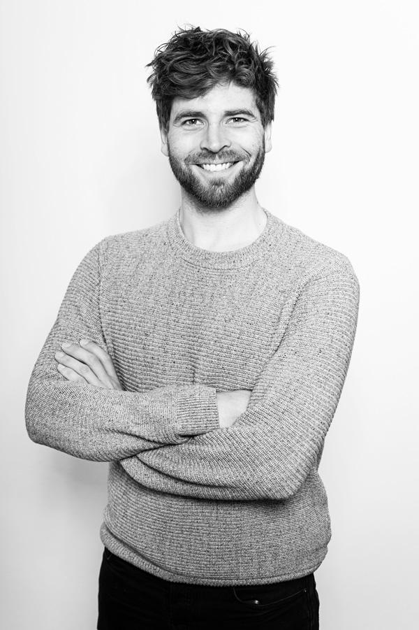Portrait Fabian Sievert