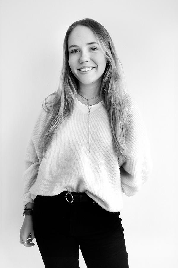 Portrait Greta Bohl
