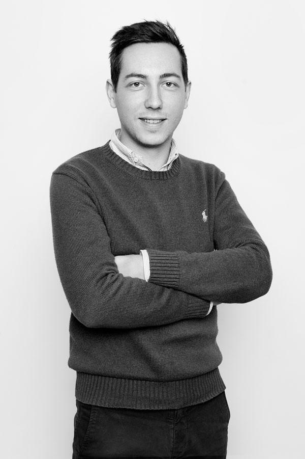Julius Bergs Online Marketing Manager Teammitglied Burghausen