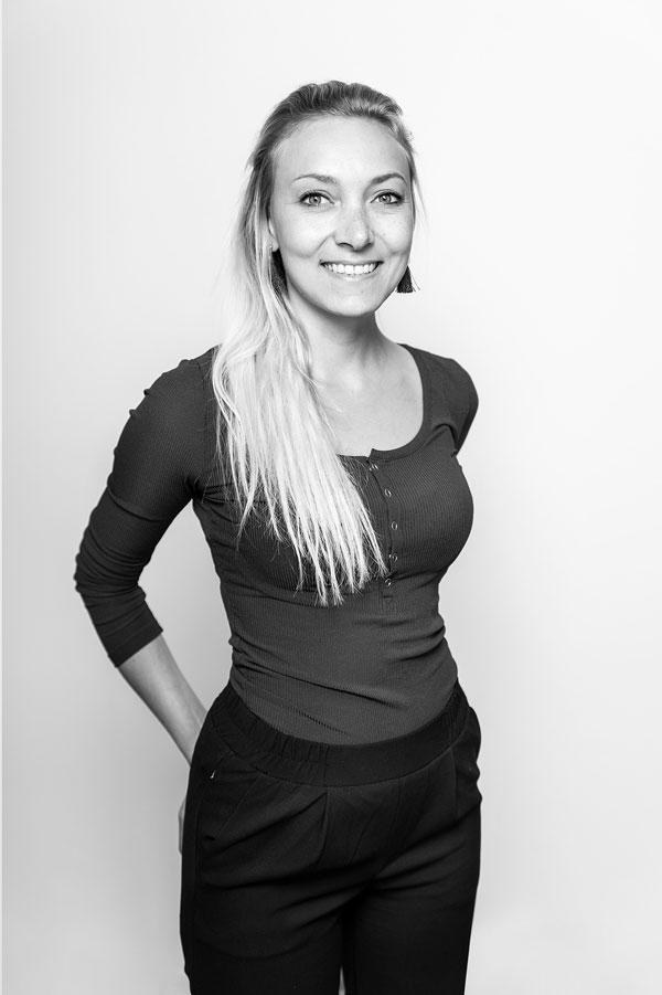 Portrait Julia Fernandez