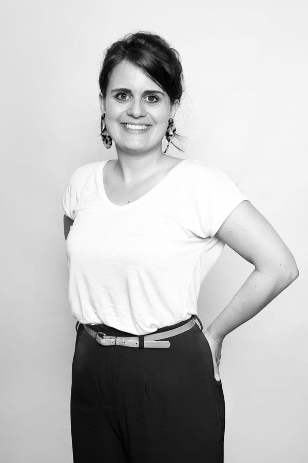 Julia Koellnberger Art Director Teammitglied Muenchen