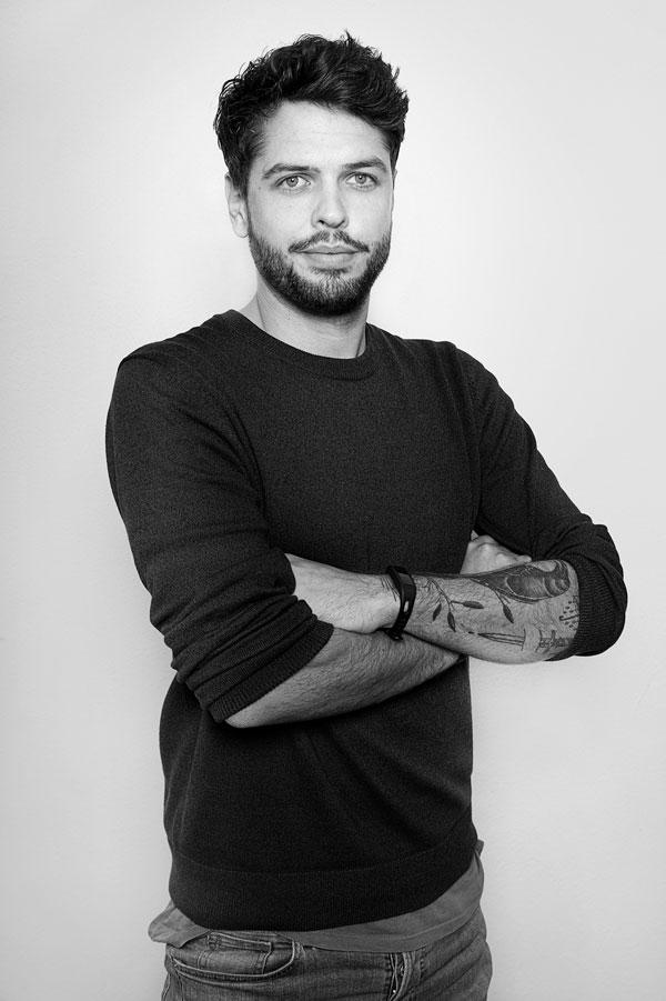 Portrait Marius Eder