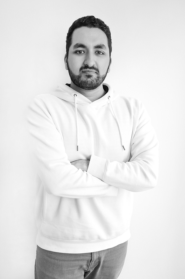 Portrait Maziar Taran