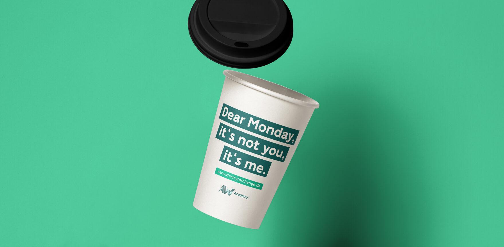 Kaffeebecher-DearMonday