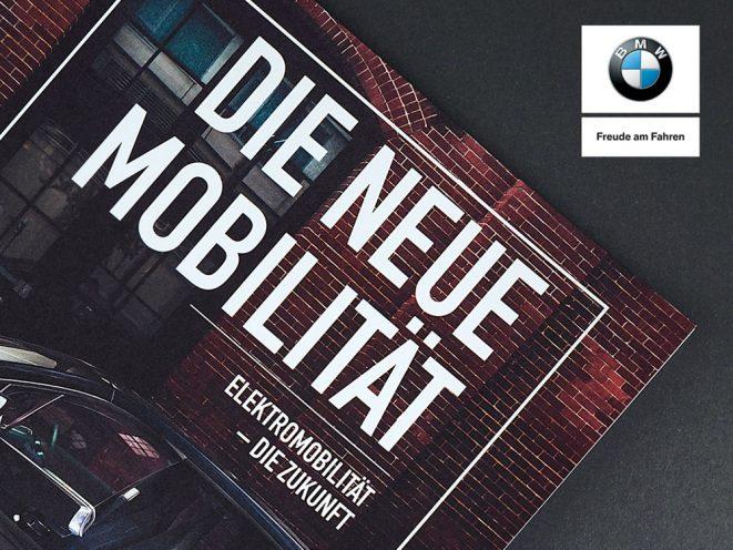 BMW Referenz i3 Magazin Cover Beitragsbild