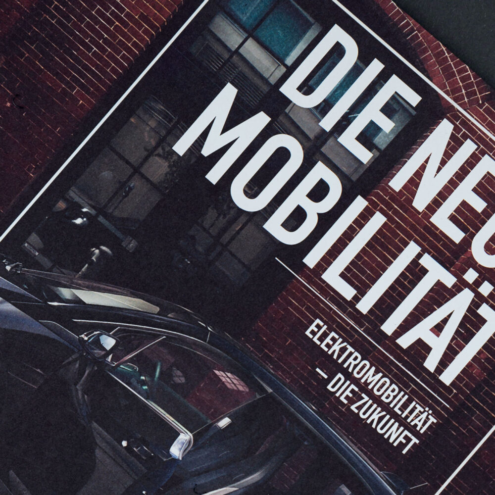 BMW Referenz i3 Magazin Cover