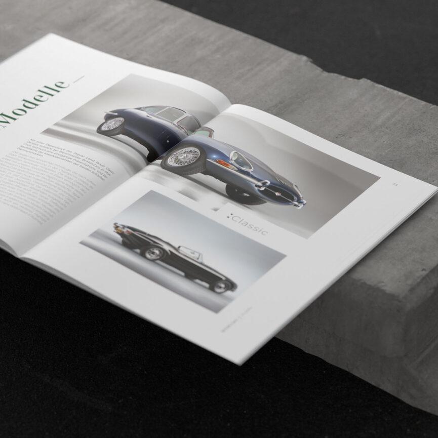 British Cars Imagebroschuere Innenseite