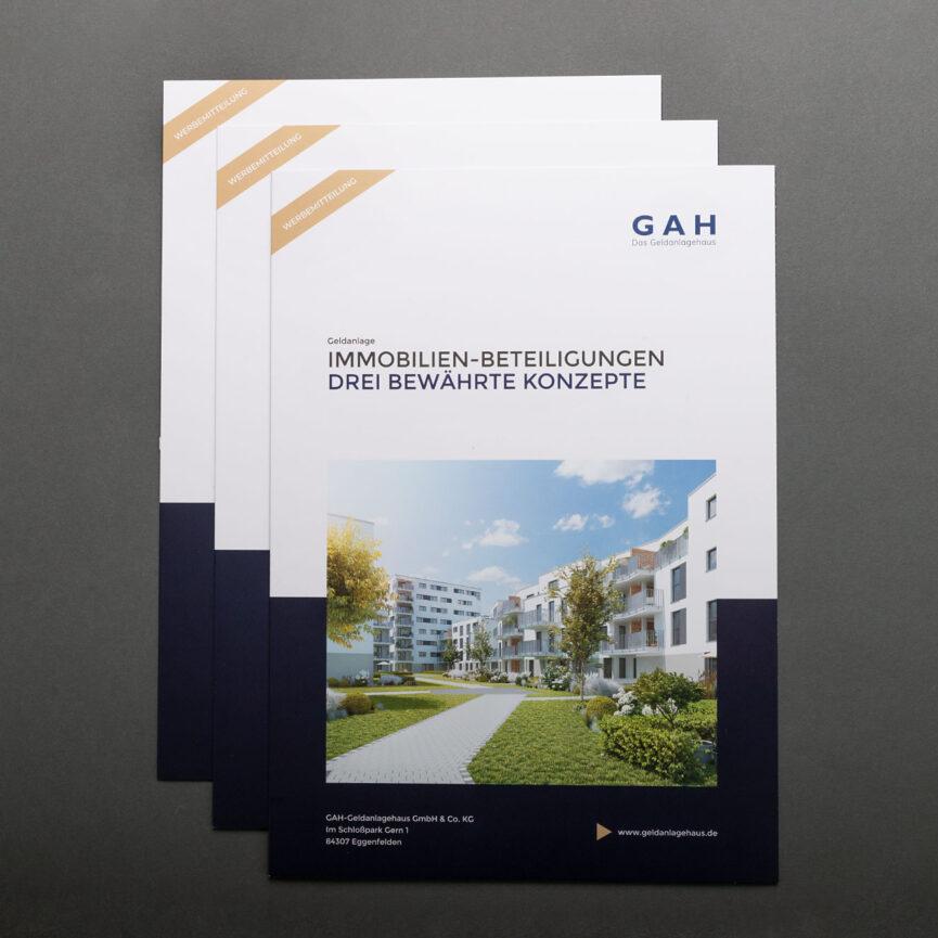 GAH Imagebroschuere Cover