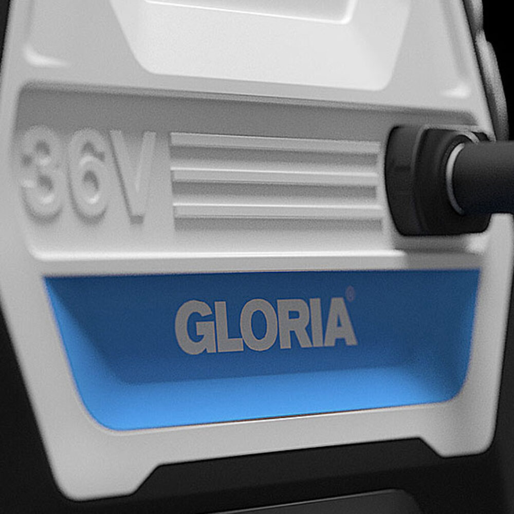 GLORIA MultiJet 3D-Animation Detailansicht