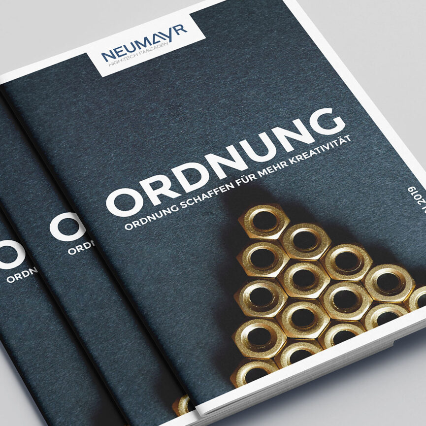 Referenz Jahreszielplan Neumayr Cover Ordnung