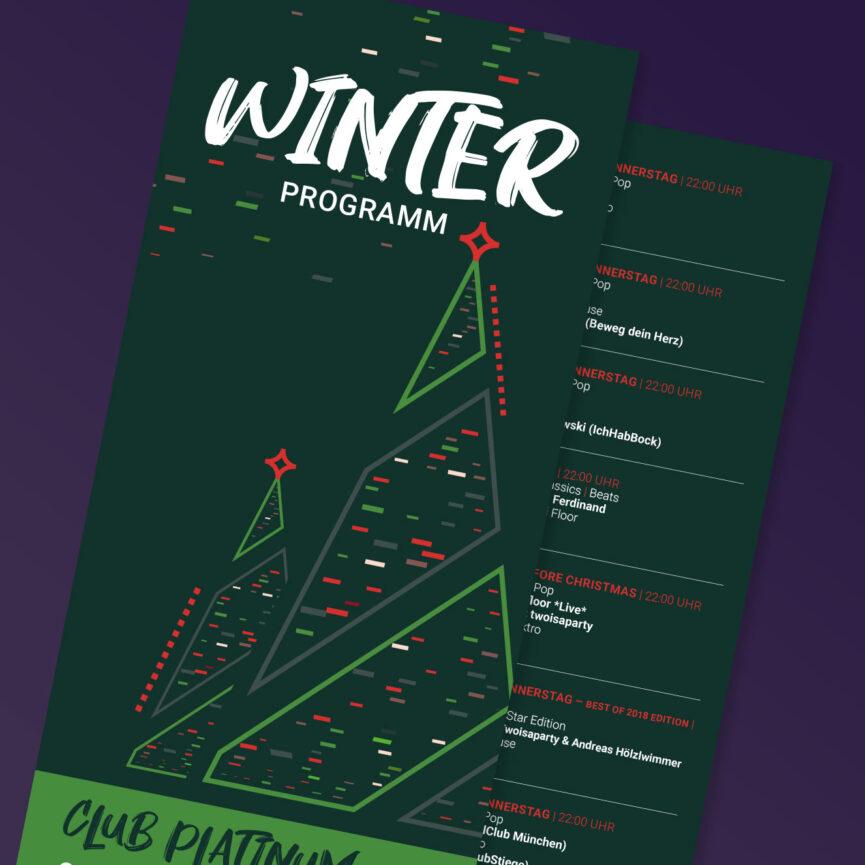 Referenz Club Platinum Winterprogramm
