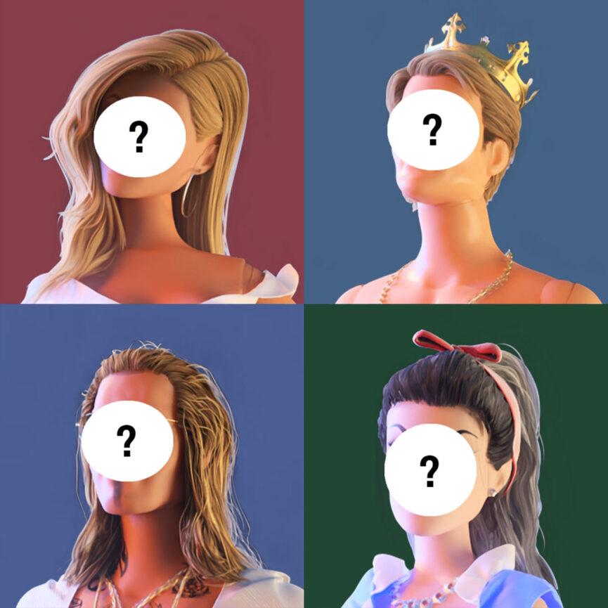 Promi Big Brother Facefilter Auswahlmöglichkeiten Charaktere